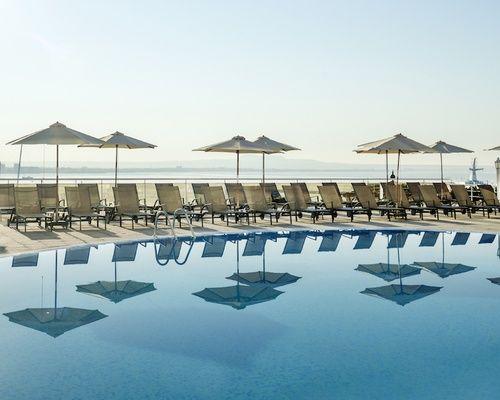 hotel en el Paseo Marítimo de Palma de Mallorca