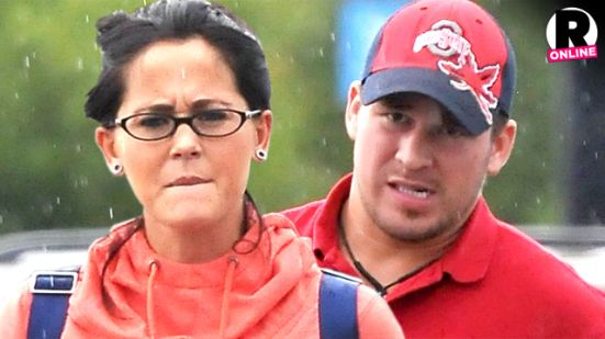 Jenelle Evans Nathan Griffith Fighting — 'Teen Mom 2' Reality Stars Split During No Contact Order | Radar Online