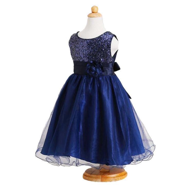 $7.56 (Buy here: https://alitems.com/g/1e8d114494ebda23ff8b16525dc3e8/?i=5&ulp=https%3A%2F%2Fwww.aliexpress.com%2Fitem%2F2017-New-Children-s-Christmas-Dresses-For-Girls-Wedding-Party-Baby-Girl-Kids-Prom-Gown-Dress%2F32790031324.html ) 2017 New Children's Christmas Dresses For Girls Wedding Party Baby Girl Kids Prom Gown Dress Sequins Floral Girl Clothing  for just $7.56