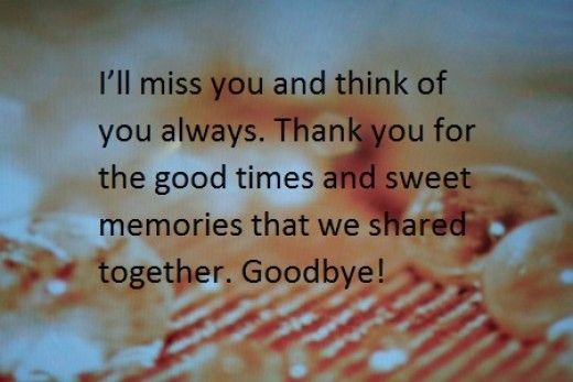 8 best Send off images on Pinterest | Going away presents ...