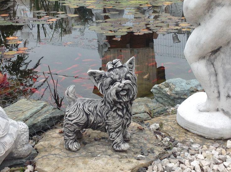Kutya szoborgyártás válogass a kutyafajták közül szobraink nagyon szépek és a kerted is dekorálhatod velük.