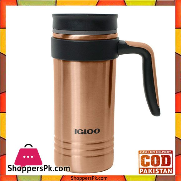 Insulated Travel Coffee Mugs With Handle