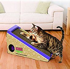 ThisDIY Homemade Cat Scratching Post by Purina was just too darn awesomenot to share! If you have a cat (or a few), they are sure to love this, as is your wallet. And it's so easy to make! All you need is some Sisal Rope, which you can get for cheap here. Thanks and photo […]
