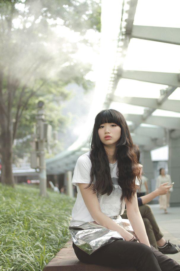 [Street Style] アリスムカイデ | Model | Roppongi (Tokyo) « DROPTOKYO