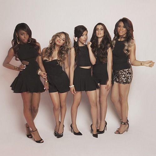 Fifth Harmony Billboard Photoshoot 2