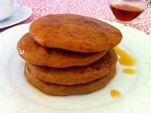 The Fountain Avenue Kitchen – Baked Pumpkin Pancakes (Grain/Gluten Free)