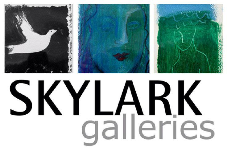 All small artworks I framed £50 each at Skylark galleries.