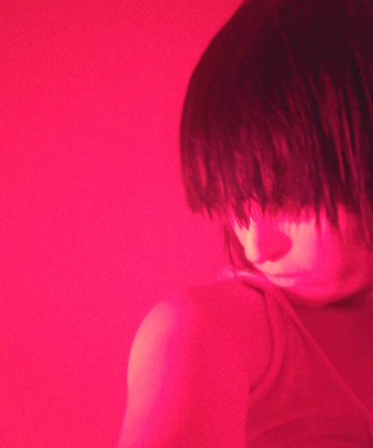 i love red light, pic of myself