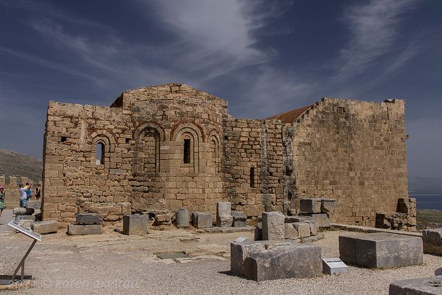 If you are going on vacation on #Rhodes it's a great opportunity to learn one thing or two about its #history