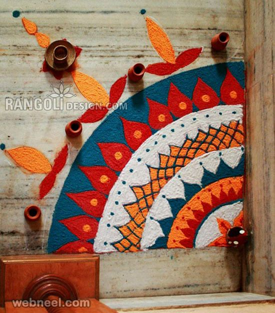 Home Decor Ideas For Navratri: 25+ Best Ideas About Easy Rangoli On Pinterest