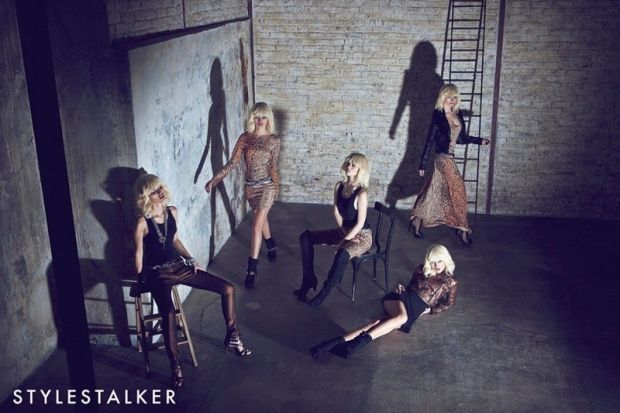 Stylestalker 'Fight Club' Fall 2012 Lookbook