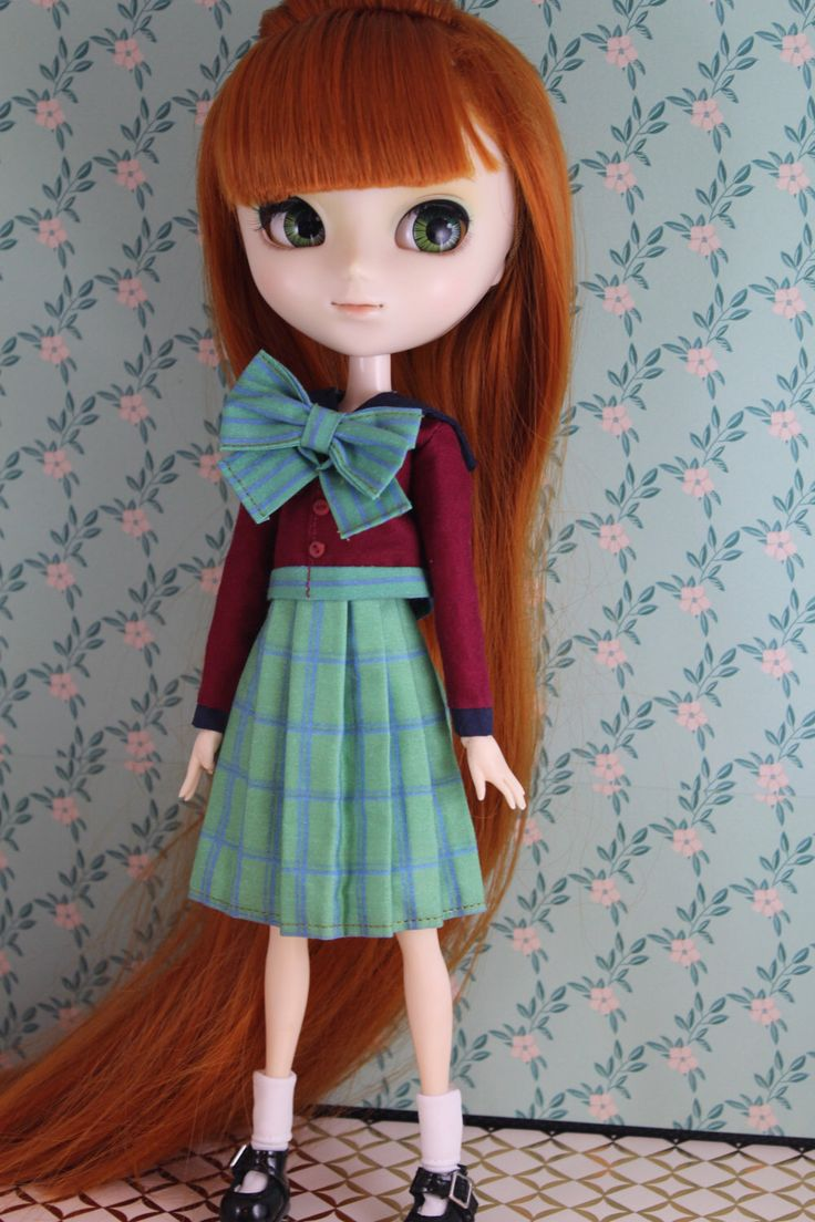 Sailor neptune school uniform for pullip doll de MotaDeAlgodon en Etsy https://www.etsy.com/es/listing/510058121/sailor-neptune-school-uniform-for-pullip