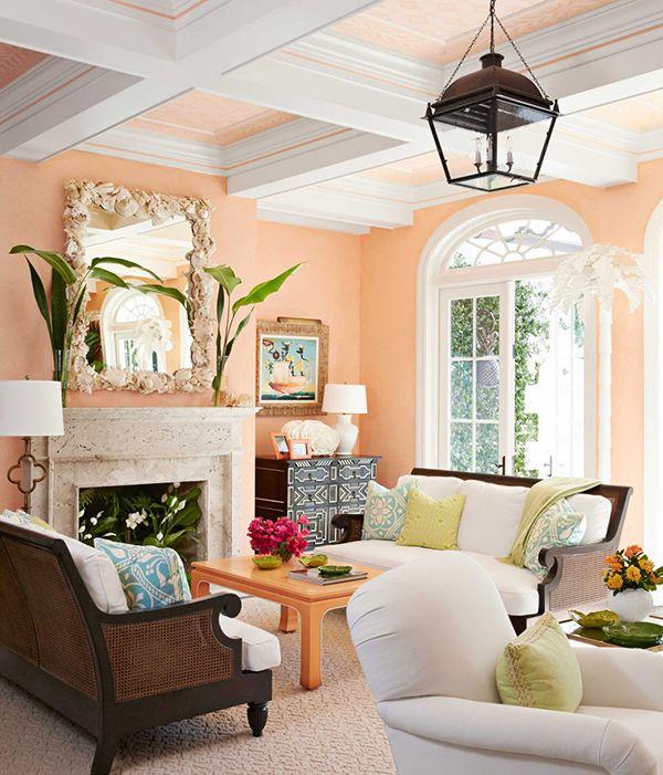 Dekorasyonda duvar renkleri
