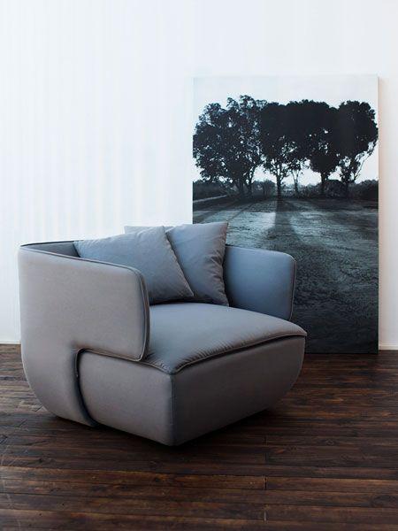 CLOUD armchair | david dolcini STUDIO | #teys | #armchair | #daviddolcini