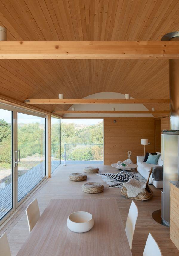 Slävik summerhouse by Mats Fahlander Architects