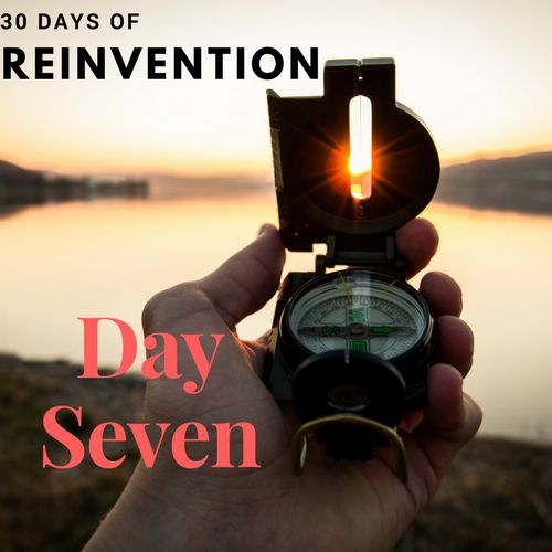 How to inquire who you are - Day 7, #30DaysReinvention #mindfulness #leadership #motivation #self-help