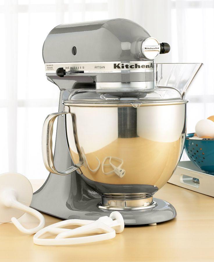 Green Kitchenaid Food Processor: KitchenAid KSM150PS Artisan 5 Qt. Stand Mixer