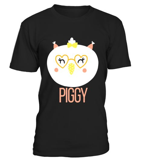 T shirt  1st 100 Words PIGGY T-Shirt Baby Loves Animal Eyes Smile Pig  fashion trend 2018 #tshirt, #tshirtfashion, #fashion