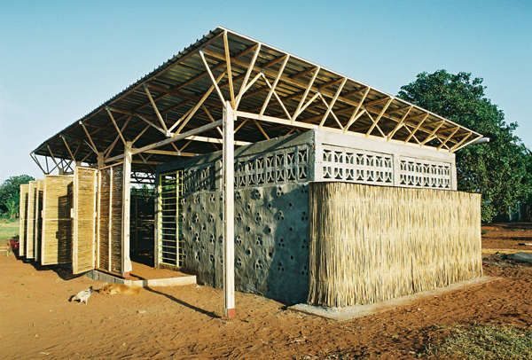 real life is elsewhere: educational building in mozambique