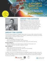 Jason Chin's books make complex scientific concepts accessible to young readers. This teacher's guide includes Common Core aligned reading strategies and activities for his nonfiction books. #CCSS #kidlit #nonfiction #science #literature