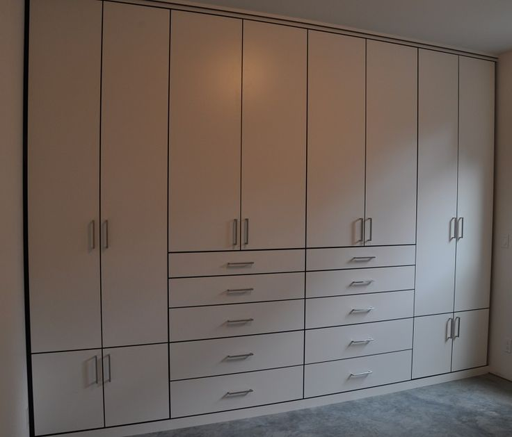 1000 Images About Wall Wardrobe On Pinterest