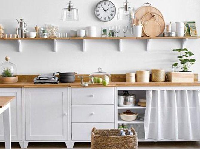 1000 id es propos de relooker sa cuisine sur pinterest for Relooker sa cuisine en chene