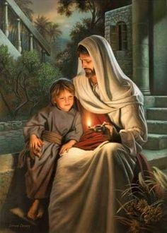 ...let the little children come unto Me.♥