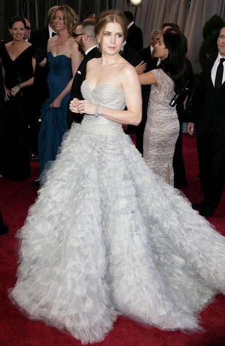 Amy Adams, my favorite dress