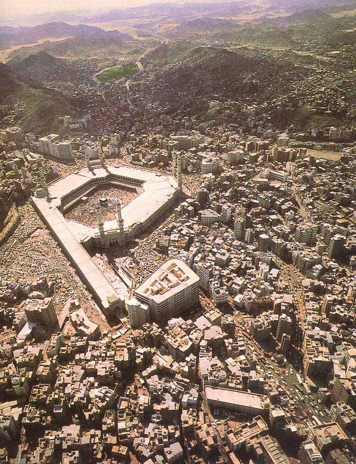 1970's Masjide Haram