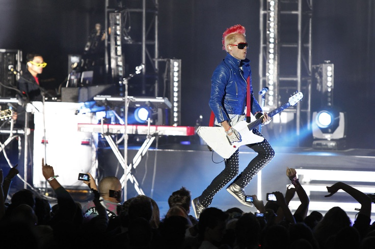 30 Seconds to Mars - 05/15/10