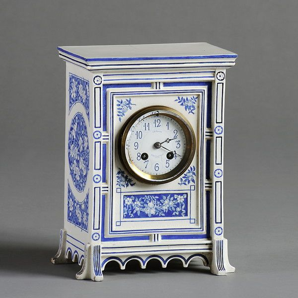 how to clean a mantel clock movement