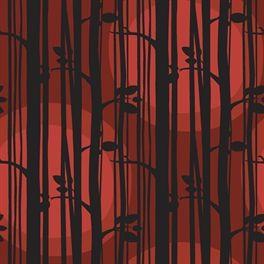 Duro Galleri Om natten, röd