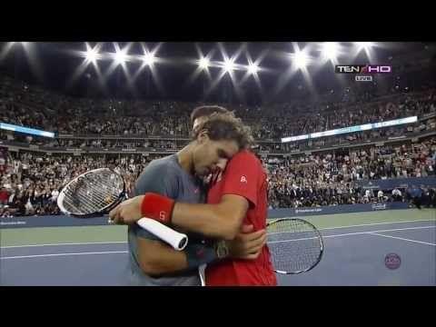 Rafael Nadal vs Novak Djokovic Match Point US OPEN Finals 2013