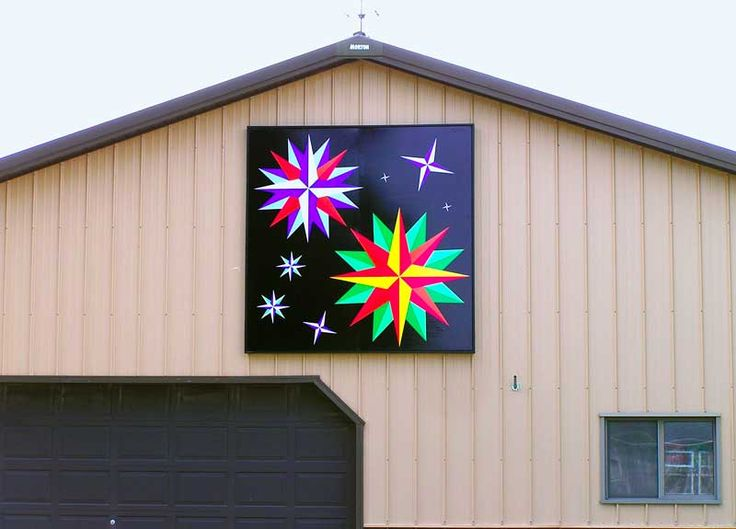 A great barn quilt