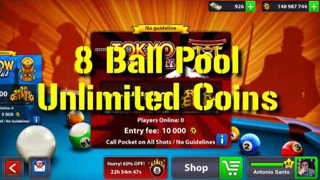 8 Ball Pool Hack Unlimited Coins Online Generator � 100% Working http://8ballpoolexperts.com/