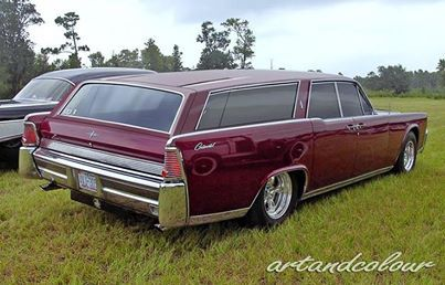 65 lincoln continental wagon with suicide rear doors cars trucks pinterest doors it. Black Bedroom Furniture Sets. Home Design Ideas