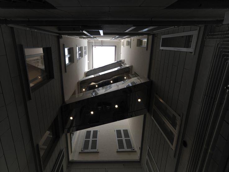 Progettazione Residenza via dell'Orso a cura di Massimo Benvenuto (MB studio progettazione)