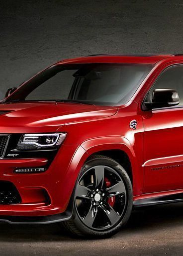 Jeep Confirms Grand Cherokee With A Hellcat Engine