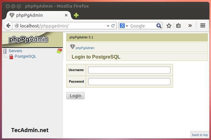 Cara Install phpPgAdmin di Ubuntu 14.04, 14.10 dan 12.04