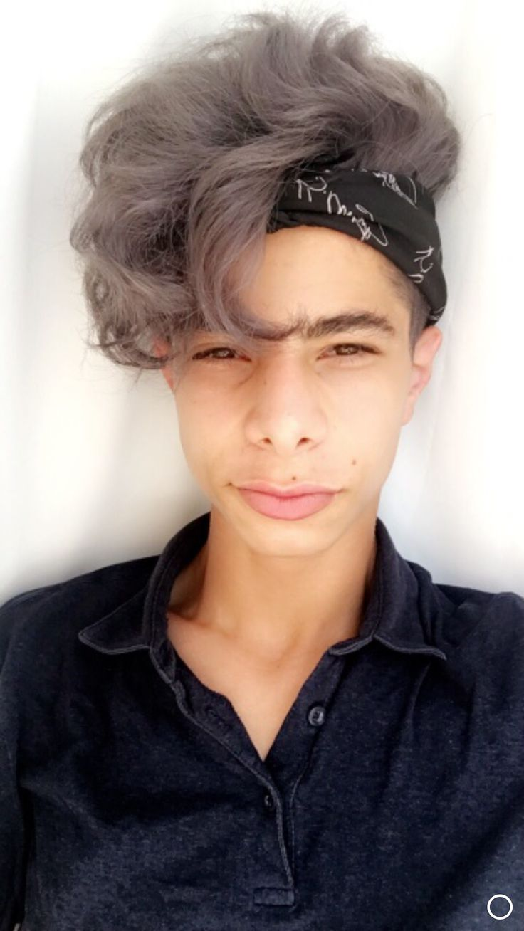 Grey haır
