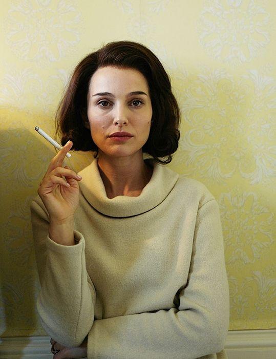 "dailynatalieportman: "" New still of Natalie Portman in Jackie (2016) dir. Pablo Larraín. """