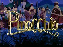 Pinocchio (1992 film) - Wikipedia, the free encyclopedia