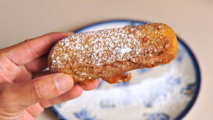 wikiHow to Make a Deep Fried Snickers Bar -- via wikiHow.com