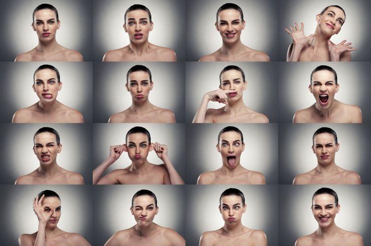 Именно так выглядят эмоции (8 фото)