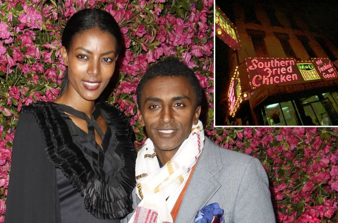 Diners where Marcus Samuelsson found inspiration — and his wife | New York Post