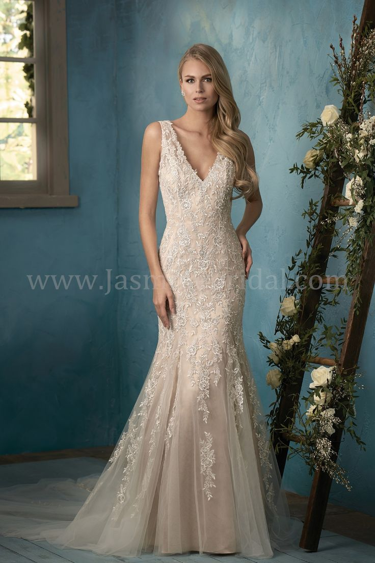43 best Jasmine Bridal at The Dress Shop images on Pinterest   Short ...