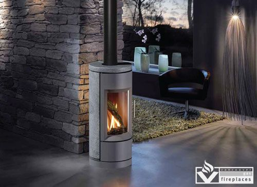 Bari Dv Hearthstone Vancouver Gas Fireplaces The Bari Dv 39 S Slim Lines Adapt To Any Style Of
