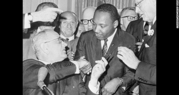 Many doubt 1964 Civil Rights Act could pass today | AllUSA
