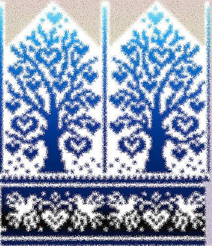 Ravelry: Tree of Love pattern by Natalia Moreva