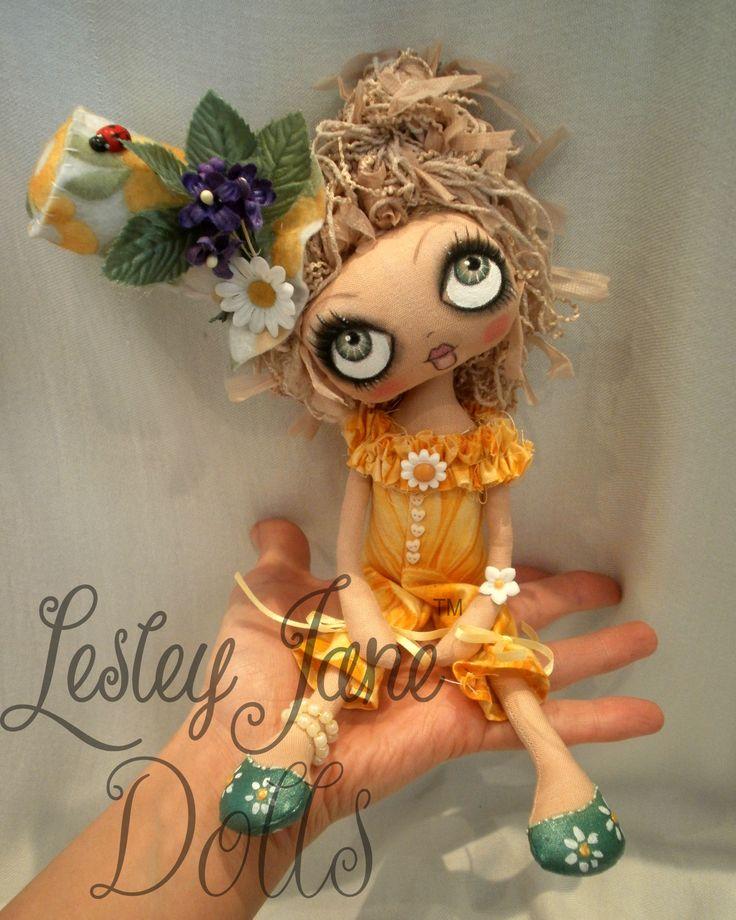 Callista Sunspear, by Lesley Jane Dolls